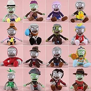 AnimalMall- Plants vs Zombies - Lot 30cm Plants vs Zombie Stuffed Animal Toys Doll Plants vs Zombies Plush Toys Plush Toys Birthday Gifts 1 PCs