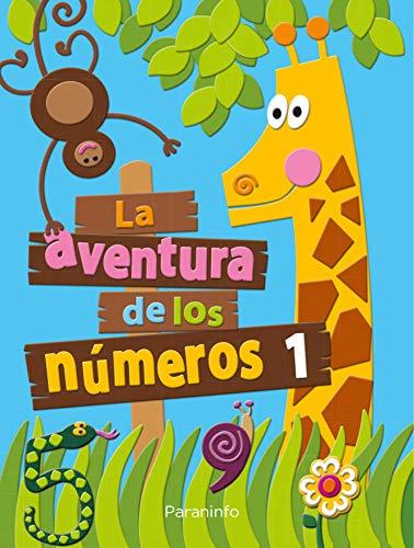 La aventura de los números 1 - 9788444176734