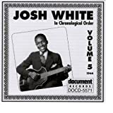 album cover: Josh White Vol. 5 (1944)