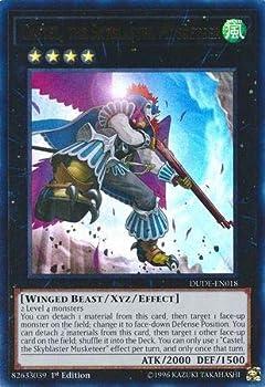 castel the skyblaster musketeer
