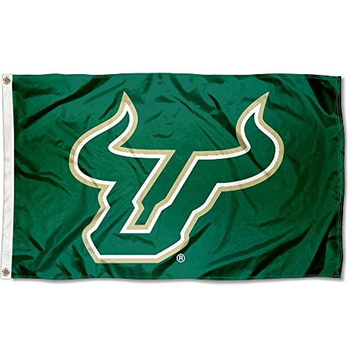 College Flags & Banners Co. South Florida Bulls 3x5 Flag