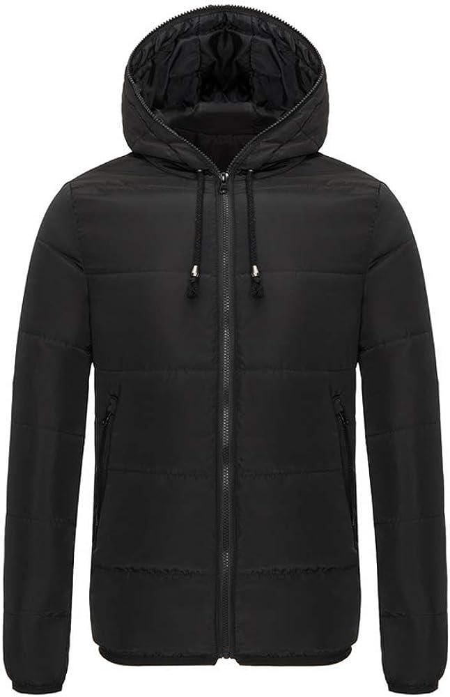 Gaurave Big Boys Lightweight Winter Outerwear Hooded Down Alternative Jacket 10T-16T