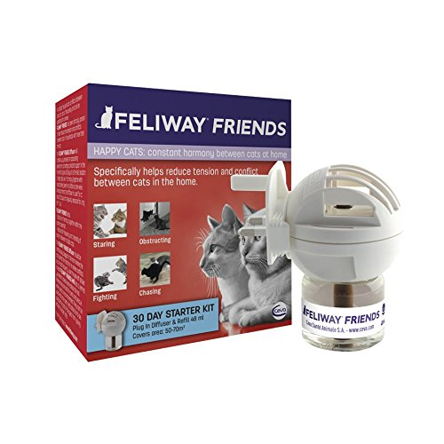 Ceva VTM46 Feliway Friends Diffusore - 48 ml