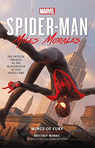Marvel's Spider-Man: Miles Morales – Wings of Fury (Marvel's Spider-man: Miles Morales) (English Edition)
