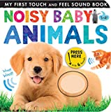 Best Books For Babies Animal Sounds - Noisy Baby Animals (My First) Review