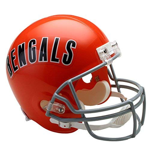 Riddell Cincinnati Bengals 68-79 Officially Licensed Replica Throwback Football Helmet