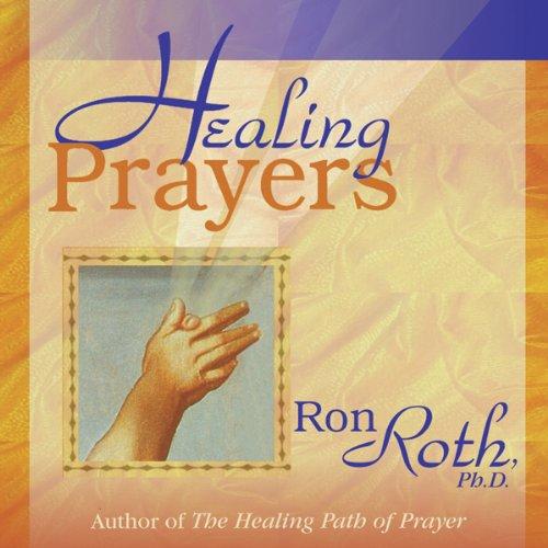 Healing Prayers audiobook cover art