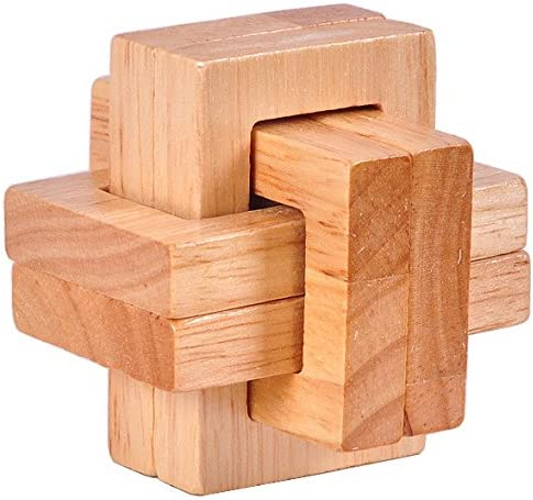 Chinese wooden puzzle _image4