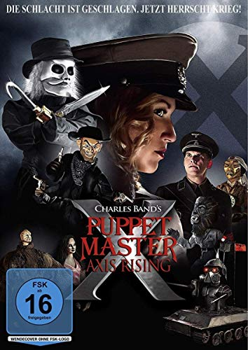 Puppet Master X: Axis Rising (DVD)