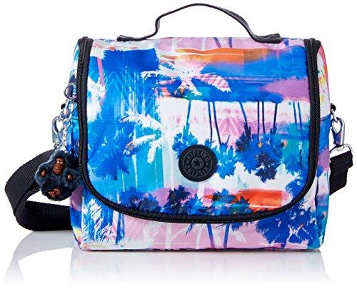Kipling Damen Printed Insulated Lunch Bag Kichirou, gedruckte Prismen, isolierte Kühltasche/Lunchtasche, Prisma bedruckt, Einheitsgröße