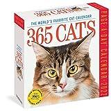 365 Cats Page-A-Day Calendar 2022: The World s Favorite Cat Calendar