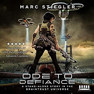 Ode To Defiance: A Stand-Alone Story in the Braintrust Universe cover art