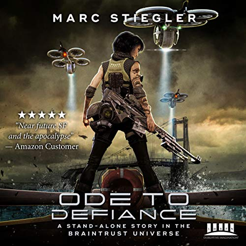 Ode To Defiance: A Stand-Alone Story in the Braintrust Universe audiobook cover art