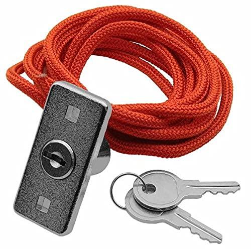 Chamberlain 1702REV-01 Externe Notentriegelung Garage, red