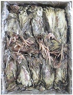 【クール便発送】 国産の冷凍親ウズラ 処理なし 10羽