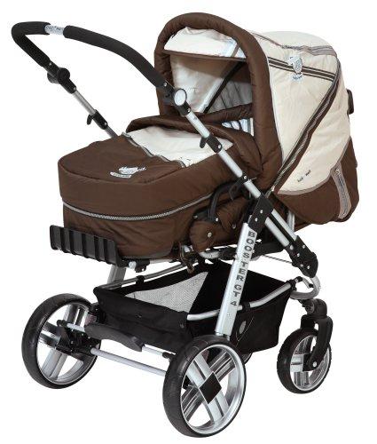 Babywelt 777356-270 - Kombi-Kinderwagen