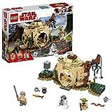 LEGO Star Wars - La hutte de Yoda - 75208 - Jeu de Construction
