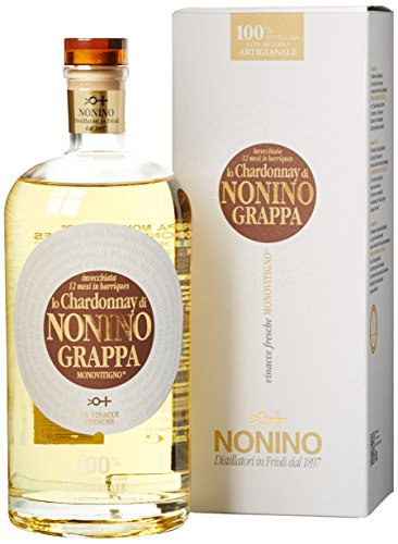 Nonino Chardonnay Monovitigno Grappa