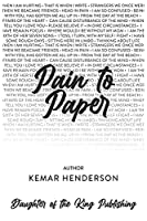 Pain to Paper