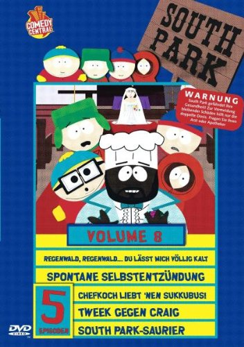DVD-Volume 08 (3. Staffel)
