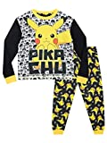 Pokémon - Ensemble De Pyjamas - Pikachu - Garçon - Multicolore - 7-8 Ans