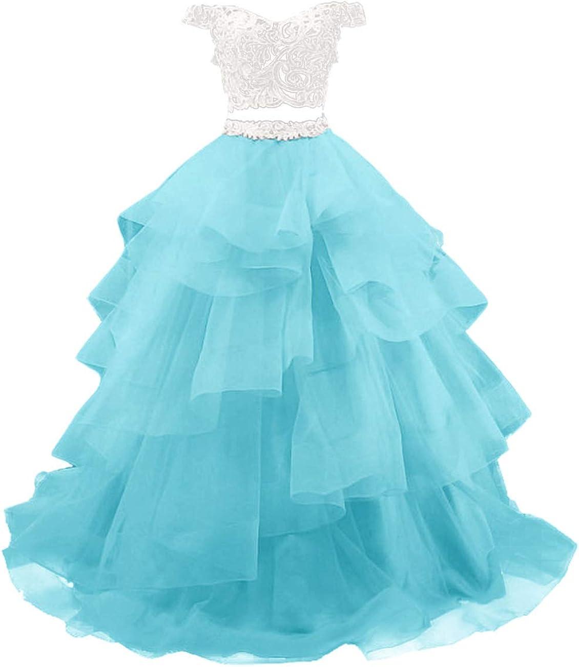H.S.D Ball Gown Prom Dresses Off 国内即発送 The Qui Dress 16 Sweet 高額売筋 Shoulder