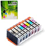 NEXTPAGE Compatible Ink Cartridges Replacement for Canon CLI42 8 Pack for PIXMA PRO-100 Printer, Canon Ink CLI 42 CLI-42 Ink Cartridge Use in Canon pixma pro 100 Printer