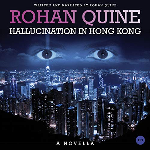 『Hallucination in Hong Kong』のカバーアート