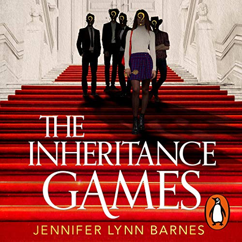 The Inheritance Games cover art