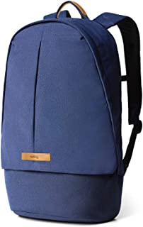 "Bellroy Classic Backpack Plus (Fits 15"" Laptop, 22 liters, Business & Travel Laptop Backpack, Water-Resistant Materials) - Ink Blue Tan"