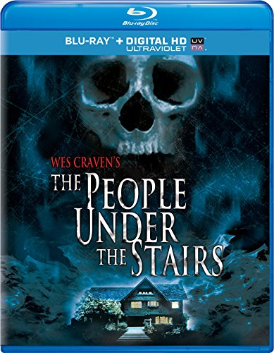 The People Under the Stairs Blu-ray + DIGITAL HD with UltraViolet