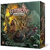 Edge Entertainment- Zombicide: Green Horde - español, Multicolor (EECMZB03)