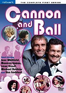 Cannon And Ball - The Complete First Series