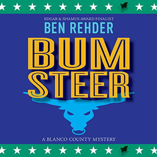 Bum Steer: Blanco County Mysteries Book 9