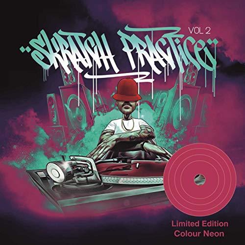 Scratch Practice Vol 2 (Violet Vinyl)