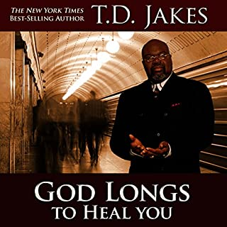 God Longs to Heal You audiobook cover art