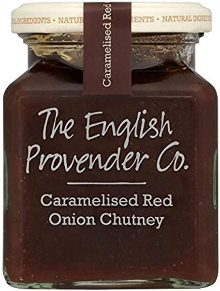 English Provender Co Caramelised Red Onion Chutney 325g