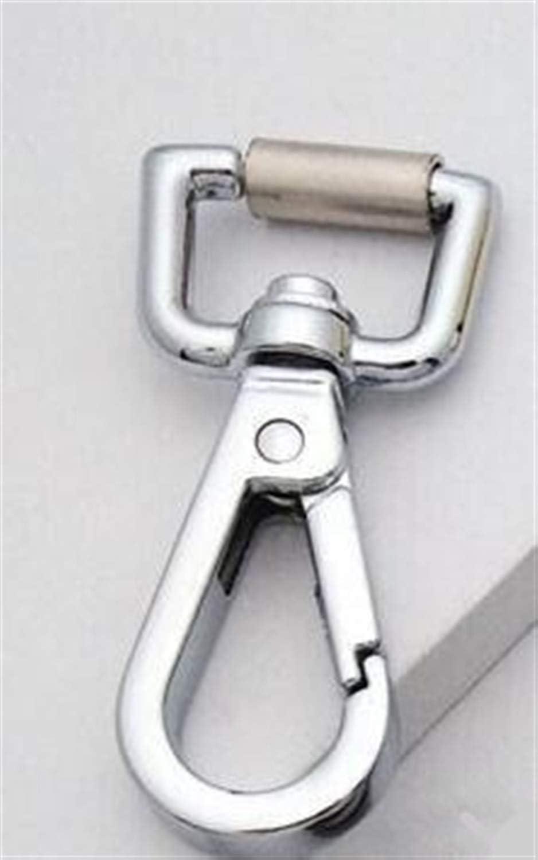 Roller Popular design 1 Houston Mall Metal Handbag Clip Spring Rotary Trigger Buckle