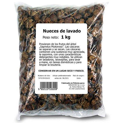 Nueces de Lavado Vivio. Alternativa Ecológica y Antialérgica a los