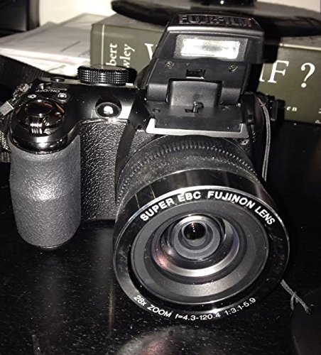 Fujifilm FinePix S4400 Digital Camera, Black