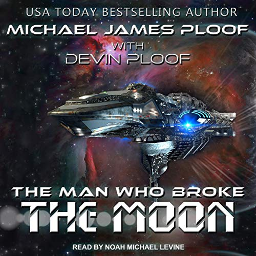 The Man Who Broke the Moon cover art