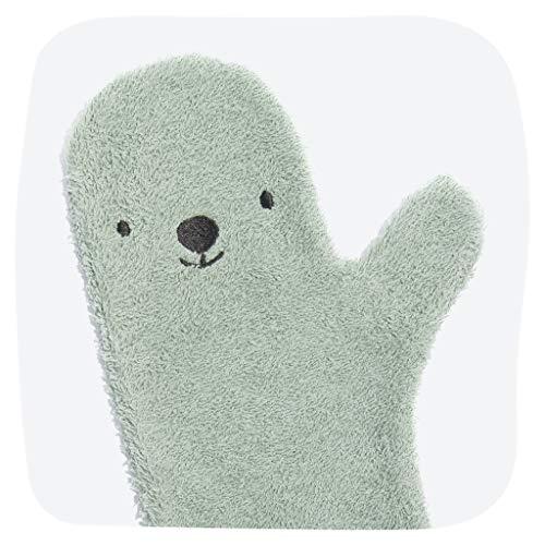 Baby Shower Glove™ Ijsbeer Groen