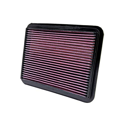 K&N Engine Air Filter: High Performance, Premium, Washable, Replacement Filter: 1995-2004 KIA (Sportage), 33-2168