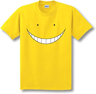 Jeylu New Animation Assassination Classroom Anime Korosensei - Disfraz de talla europea, amarillo y XS