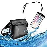 Yoassi 2 Pack Borsa Impermeabile Custodia Impermeabile Smartphone Marsupio Impermeabile Ma...