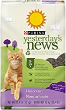 Pack of 1, 26.5-Pound Bag, Unscented Cat Litter