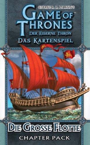 Heidelberger HEI0308 - Der Eiserne Thron Kartenspiele - Die Große Flotte