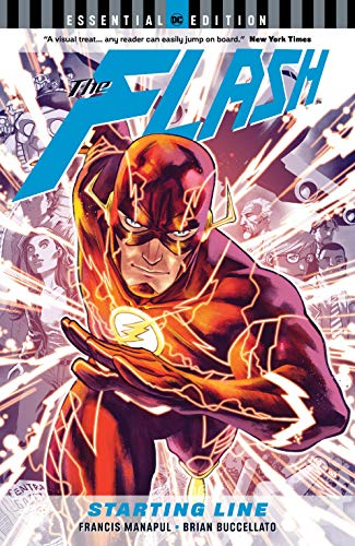 The Flash (2011-2016): Starting Line: (DC Essential Edition) (English Edition)
