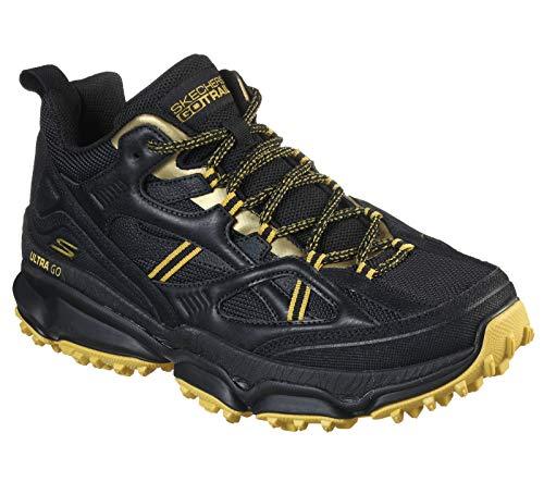 Skechers Men's GOtrail Yeti Staghorn-Performance Trail and Hiking Shoe Running