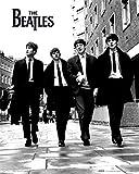 GB Eye, The Beatles, En Londres, Mini Poster 40x50cm